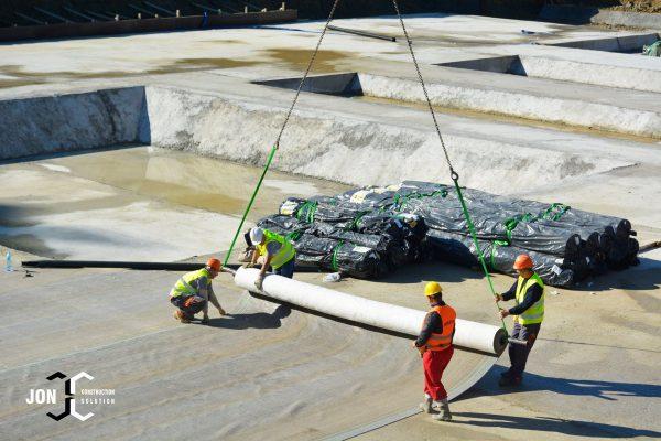 JON SHPK | Construction Company | Albanian Construction | Albania Waterproofing